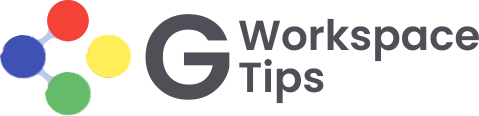 G Workspace Tips