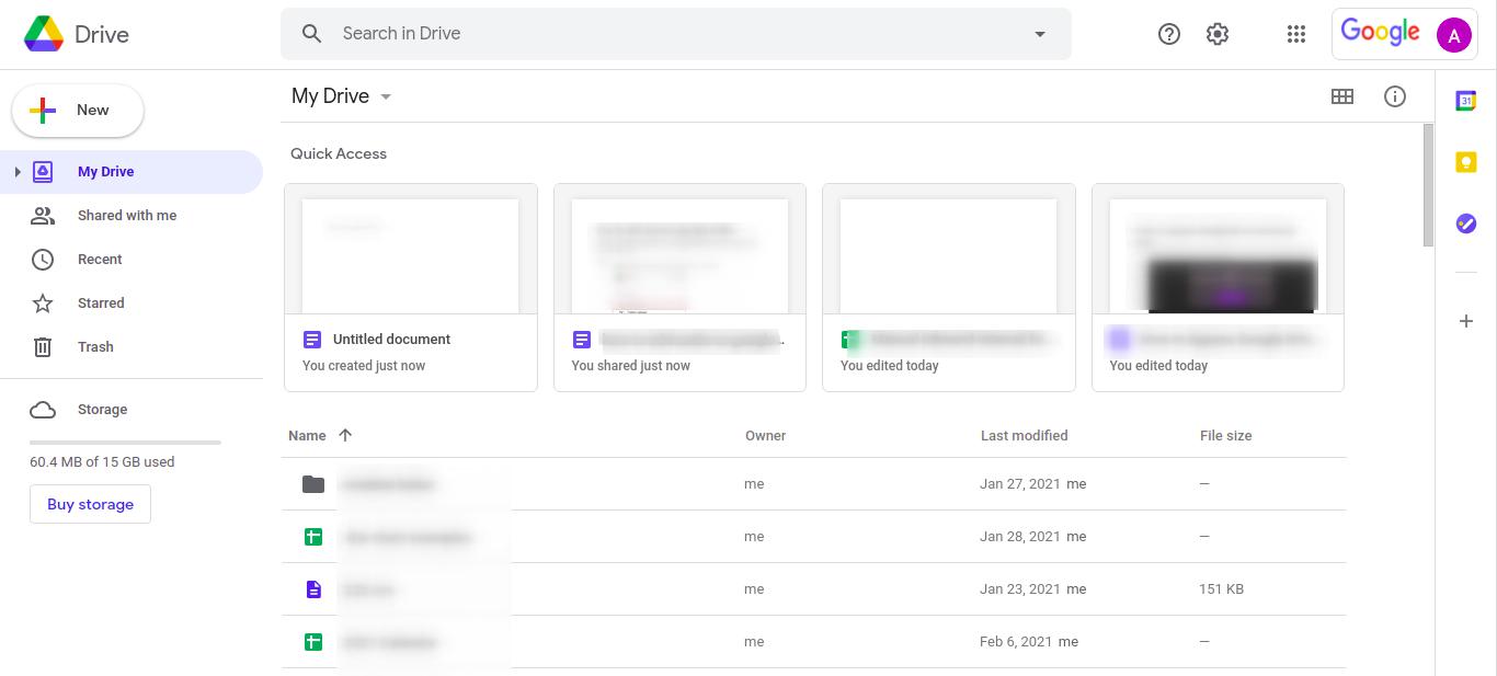 Steps to share a Google Drive Link