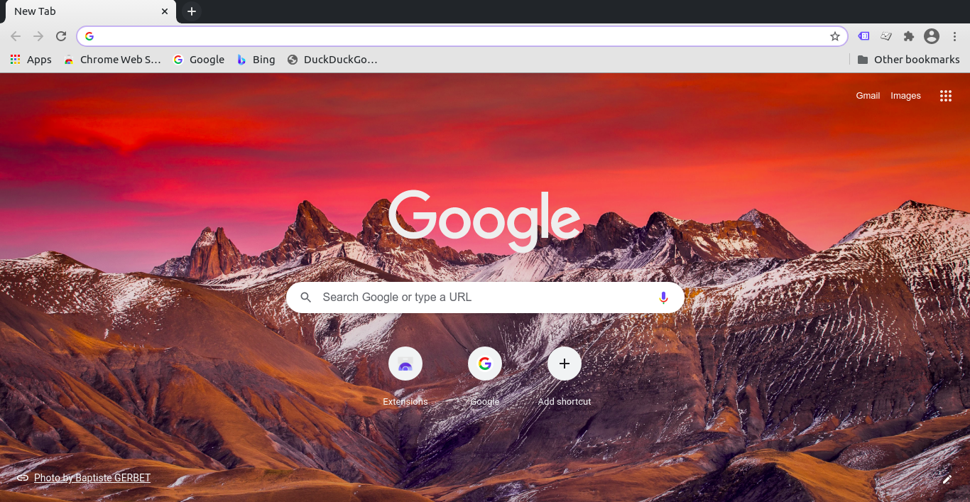 How to delete search suggestions in Google Chrome