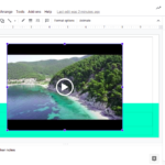 How to add videos to Google Slides