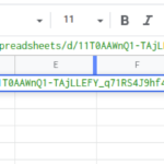 How to Sync data from one Google Sheet to another?