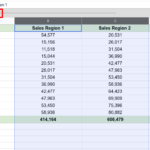 How to Group Columns in Google Sheets?